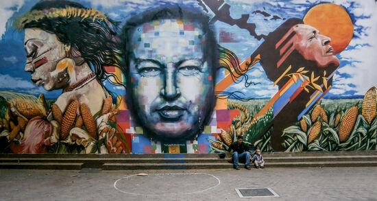 Mural de Chavez