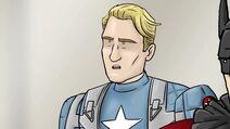 Hishe captain america
