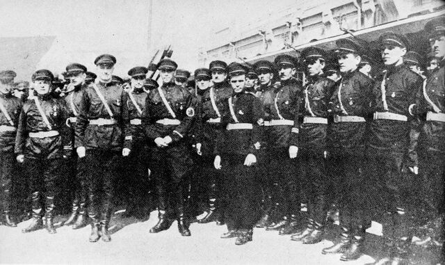 File:Russian fascists at Harbin 1934.jpg