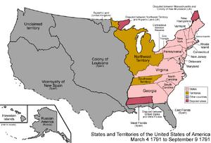 United States 1791-03-1791-09
