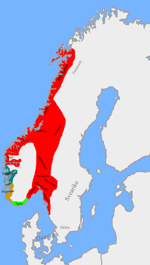 Norwegian petty kingdoms-872