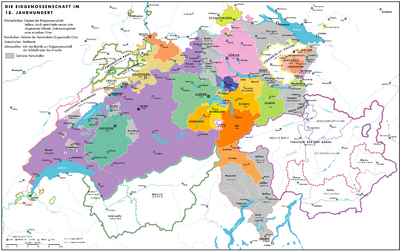 Old Swiss Confederacy
