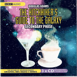 Secondary Phase CD cover
