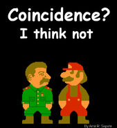 Mario and Stalin Comparison 1 by DrSVH