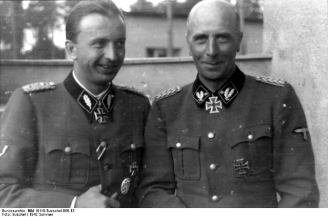 File:Fegelein and a buddy.jpg
