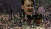 Hitler, Kempka and Högl hogs