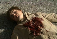 Justin Bieber shot on CSI