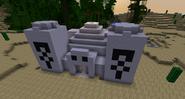 UMS quartz temple