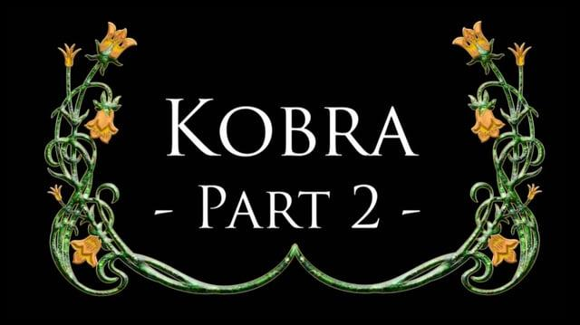Kobra - Part 2 (Swedish; English subtitles by me, not a parody)