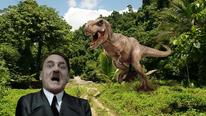 Hitler und T-Rex