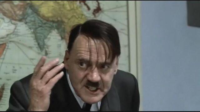File:Hitler Dining Scene Hitler waving hands.jpg