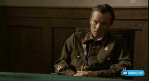 File:Yezhov interrogating.PNG