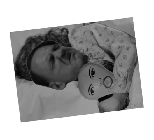 File:1950s-child-little-girl-sleeping-in-bed-with-doll.png