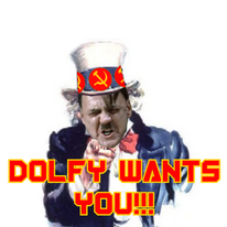 Dolfy commie