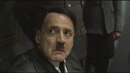 Hitler listening Intently
