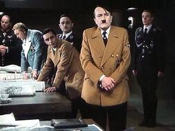 Tomorrow I'll Wake Up and Scald Myself with Tea Adolf Hitler Hitler