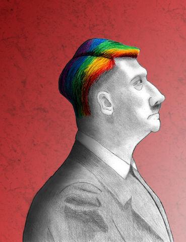 File:RainbowHairHitler.jpg