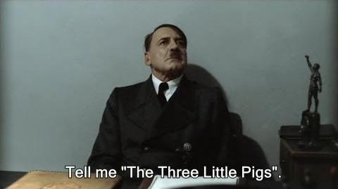 Story Time with Hitler