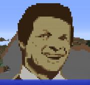 UMS Trololo pixel art