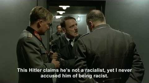 Hitler phones Monty Python Hitler