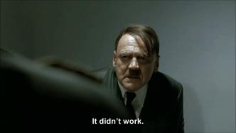 Hitler stops time