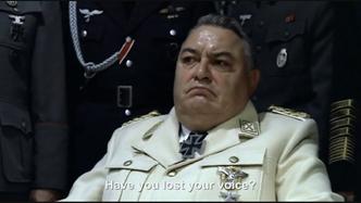 Hitler is informed by Göring