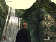 HitmanBloodMoney Delgado Cliffside