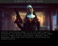 Jennifer Paxton-contract