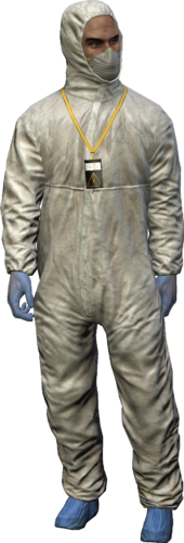 Agency Technician outfit