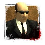 Fritz bodyguard