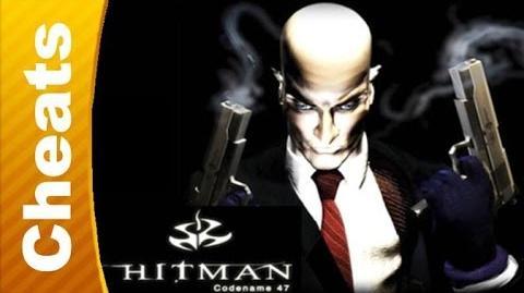 Hitman Codename 47 - Cheats