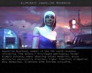 Jaqueline Moorhead-contract
