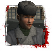 Russian soldier (Silent Assassin)