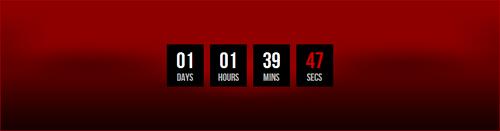 Barcode Society - May 10 Countdown Timer