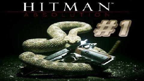 Hitman Absolution - A Personal Contract