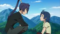 Shin and Toru