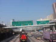 Tsuen Wan Road And Kwai Chung Road