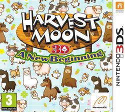 Harvest Moon - A New Beginning (EU)