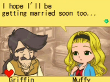 Griffin and Muffy Screenshot HMDS 1