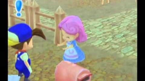 Nina's 2 Heart Event (Magical Melody)
