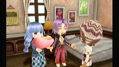 "Harvest Moon Animal Parade ""Angie (Birth)"""