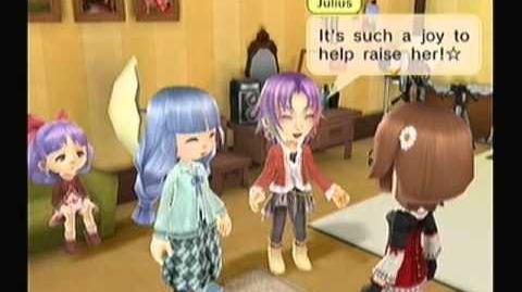 "Harvest Moon Animal Parade ""Julius & Candace - Angie (Grown)"""