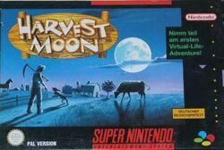 Harvest Moon (EU)