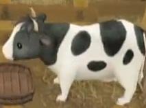 Tot cow