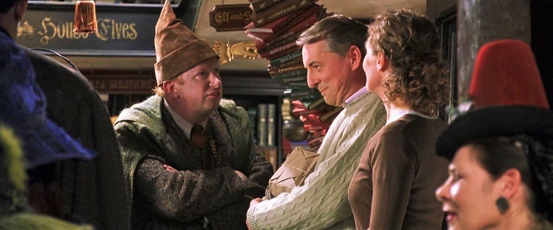 Image harry potter2 mr mrs hogwarts life for 12 grimmauld place floor plan
