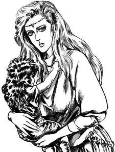 Kaioh mother(manga)