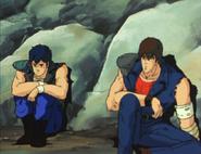 Nova and Kenshiro
