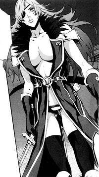 Frieda (Rei Gaiden)