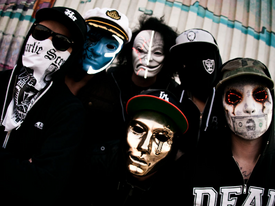 Hollywood undead new masks for american tragedy