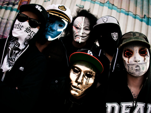File:Hollywood undead new masks for american tragedy.png